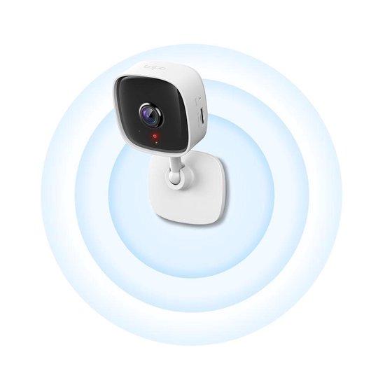 TP-Link Tapo C100 - IP-bewakingscamera voor Binnen - Wit