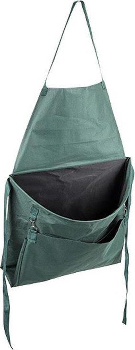 Tuinafvalschort waterafstotend 110 x 46 cm - Tuin schoonmaken/opruimen - Tuinonderhoud