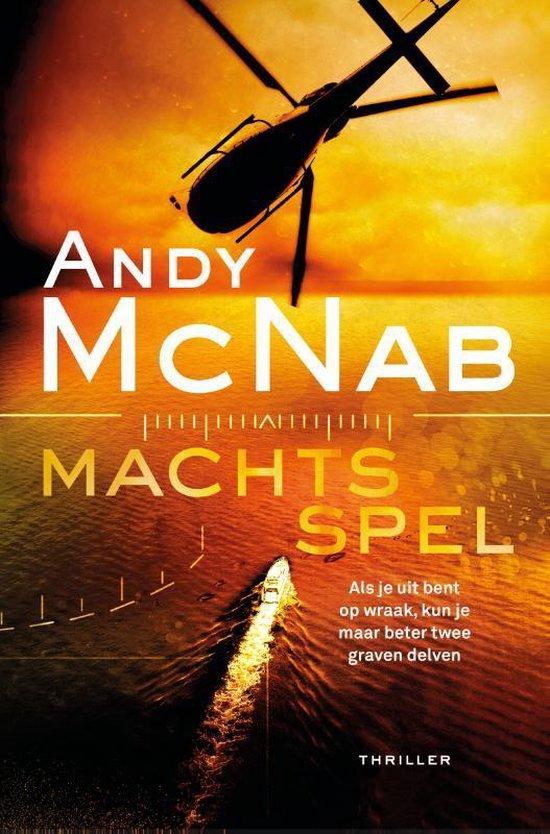 Machtsspel - Andy McNab |