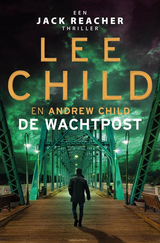 Jack Reacher 25 -   De wachtpost