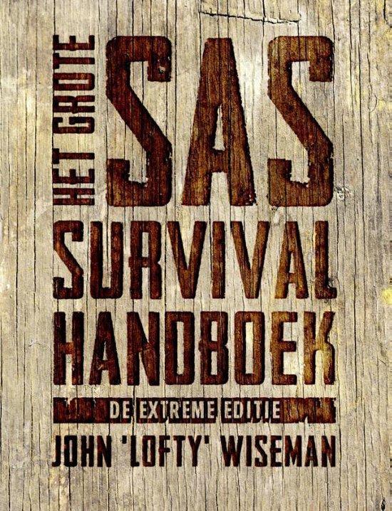 Het Grote SAS Survival Handboek - John Lofty Wiseman |