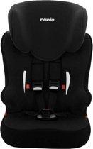 Nania Autostoel Groep 1/2/3 Racer Black