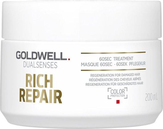 Goldwell Dualsenses Rich Repair 60sec Treatment 200 ml