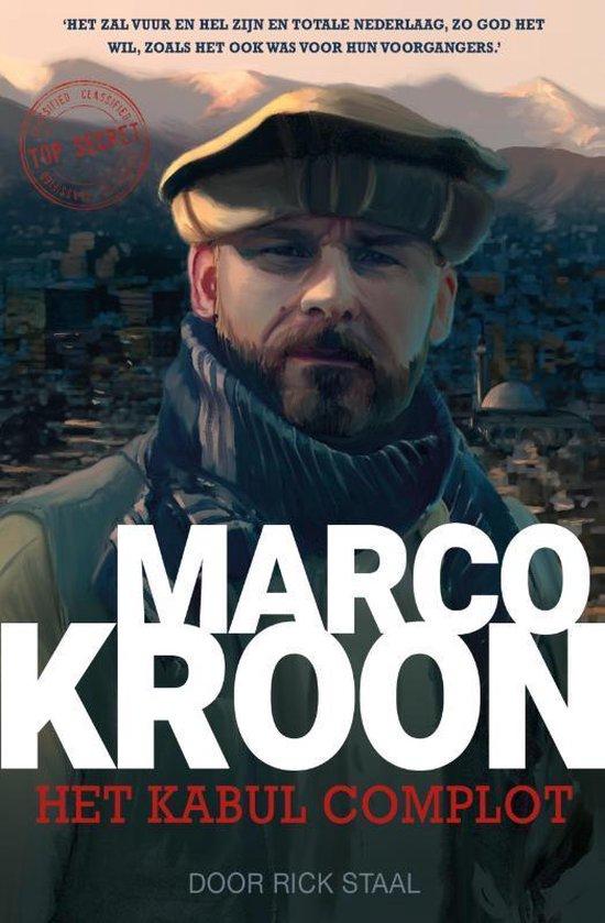 Boek cover Het Kabul Complot van Rick Staal (Paperback)