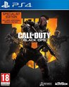 Call of Duty: Black Ops 4 - Specialist Edition - PS4