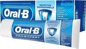 Oral-B Pro-Expert Professionele Bescherming - Voordeelverpakking 12x75 ml - Tandpasta
