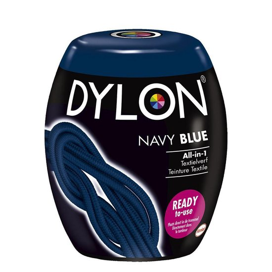 Dylon Textielverf - Navy Blauw - Pods - 350g