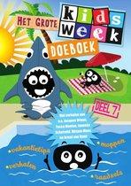 Kidsweek 7 -   Het grote Kidsweek doeboek