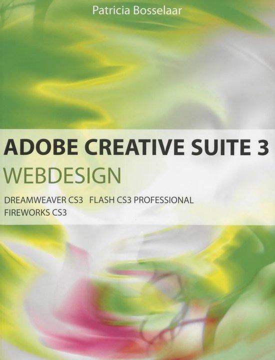 Adobe Creative Suite 3 Webdesign - Patricia Bosselaar   Fthsonline.com