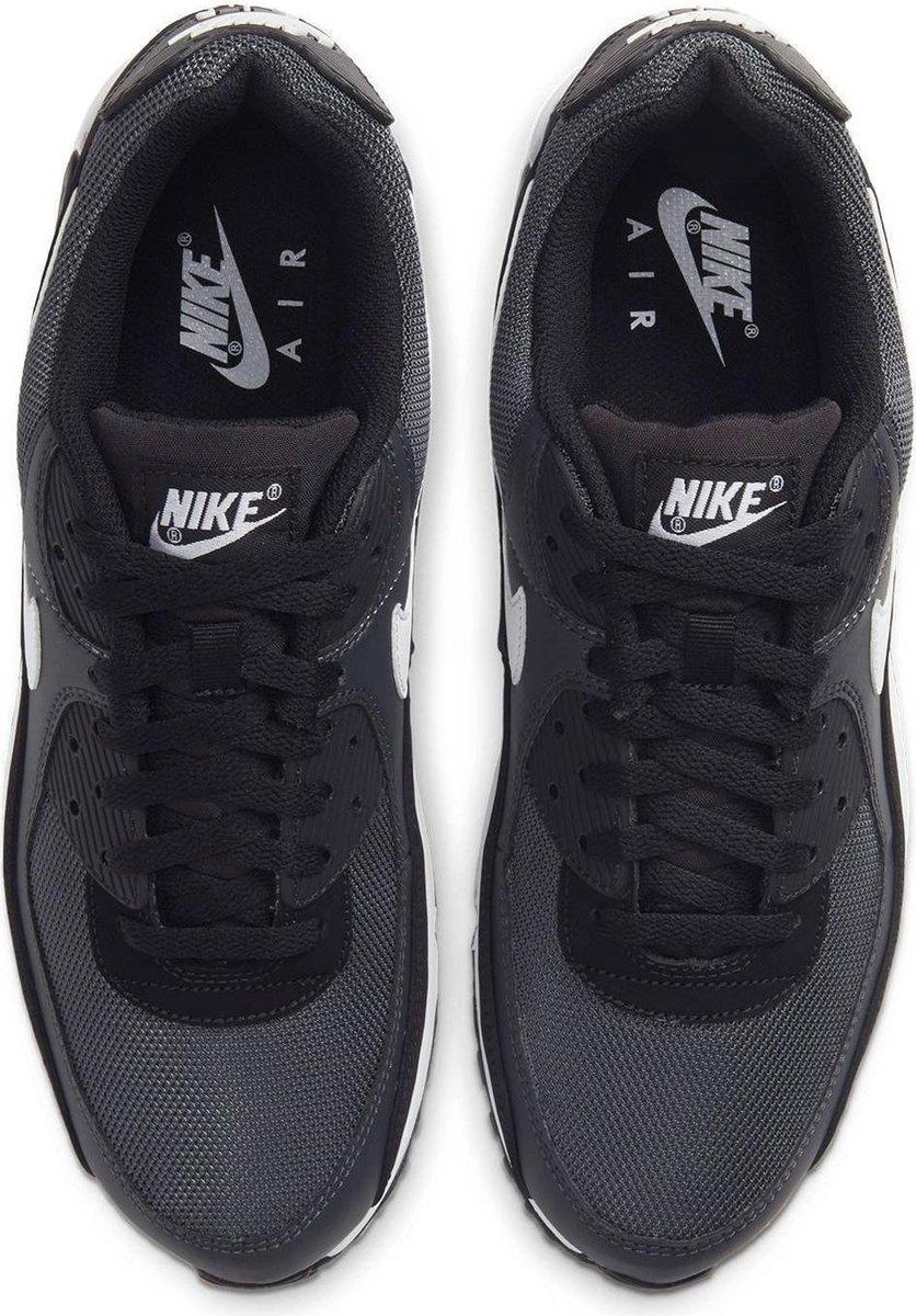Nike Air Max 90 Essential Grijs Heren Sneaker CN8490 002 Maat 40