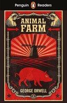 Omslag Penguin Readers Level 3: Animal Farm (ELT Graded Reader)