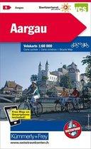 Aargau 5 Cycle Map