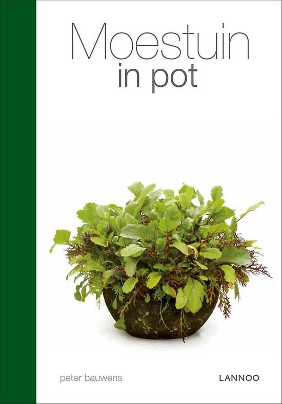 Moestuin in pot - Peter Bauwens |