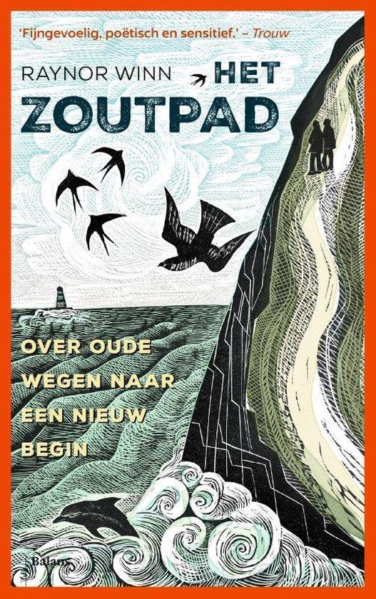 Boek cover Het zoutpad van Raynor Winn (Paperback)