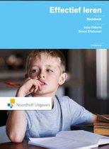 Boek cover Effectief leren Basisboek van Sebo Ebbens (Paperback)