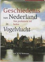 De geschiedenis van Nederland in vogelvlucht