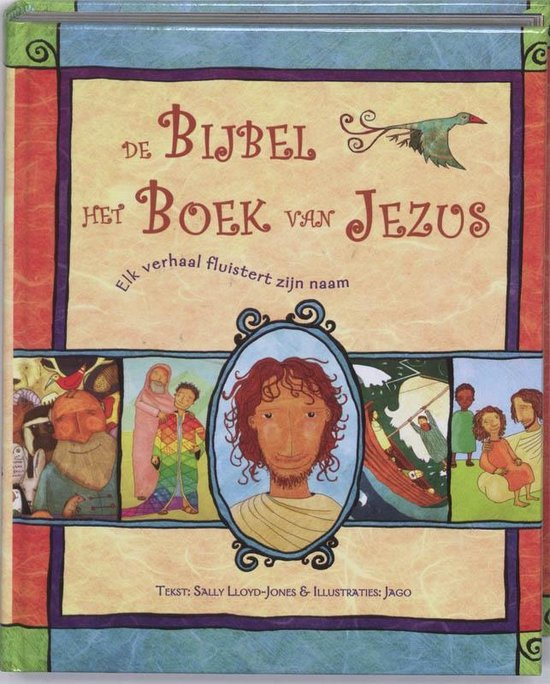 Boek cover De Bijbel het boek van Jezus van S. Lloyd-Jones (Hardcover)