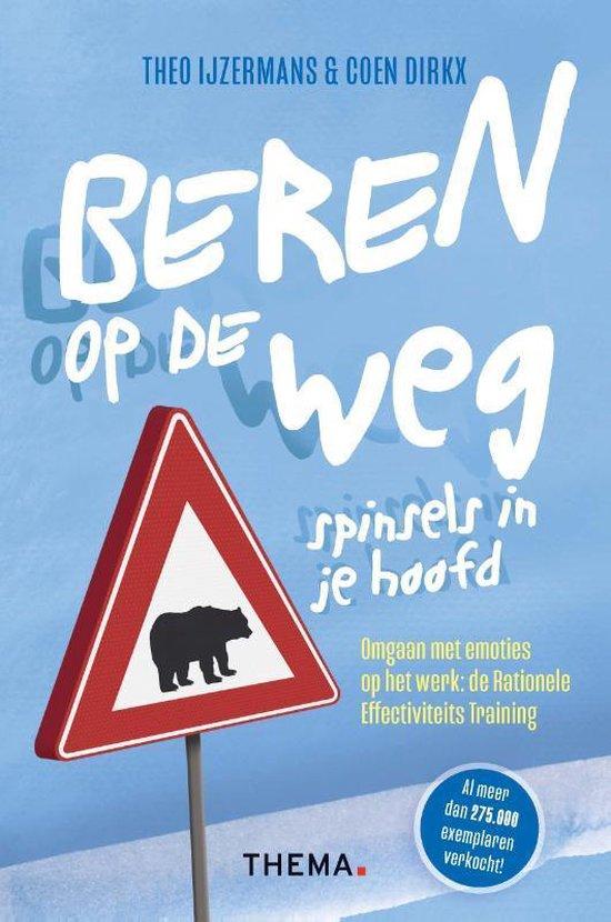 Boek cover Beren op de weg, spinsels in je hoofd van Theo IJzermans (Paperback)
