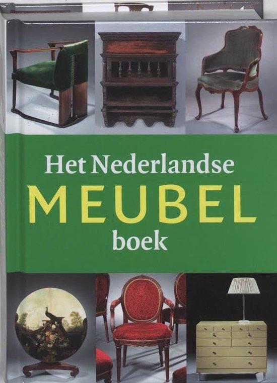 Het Nederlandse meubel boek
