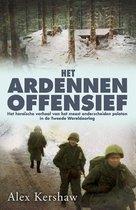 Boek cover Het Ardennenoffensief van Alex Kershaw (Paperback)