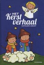Boek cover Het kerstverhaal van Kathleen Amant