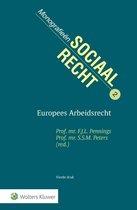 Monografieen sociaal recht 2 -   Europees Arbeidsrecht