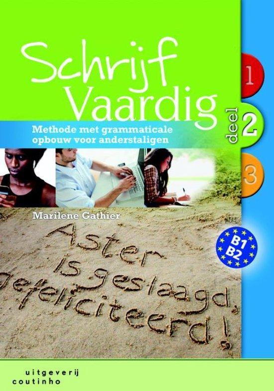 Boek cover Schrijf Vaardig deel 2 van Marilene Gathier (Paperback)