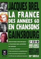 Omslag La France en chansons