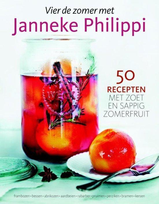 Vier de zomer met Janneke Philippi