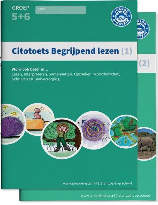 Citotoets Begrijpend lezen 1 en 2 Groep 5 en 6