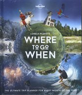 Omslag Lonely Planet's Where To Go When