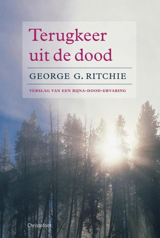 Boek cover Terugkeer uit de dood van G.G. Ritchie (Paperback)