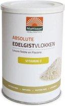 Mattisson Edelgistvlokken - Bewuste voeding / Superfoods - 200 Gram - 1 Stuk