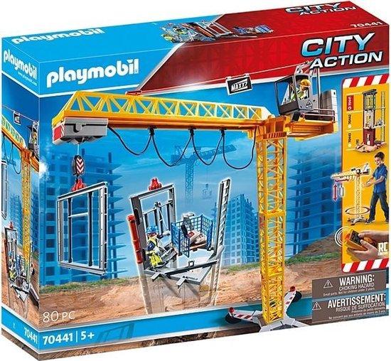 550x508 - Het favoriete speelgoed van Vince en Lex + WIN de kraan van Playmobil!