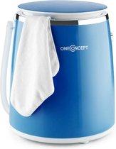 Ecowash Pico mini-wasmachine & centrifuge 3,5 kg 380 W , geruisloze werking , waterdicht conform IPX4 standaard