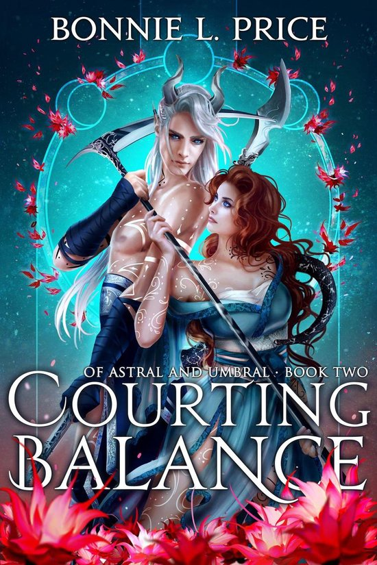 Boek cover Courting Balance van Bonnie L. Price (Onbekend)