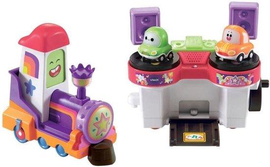 VTech Toet Toet Cory Carson - DJ Loco - Educatief Babyspeelgoed