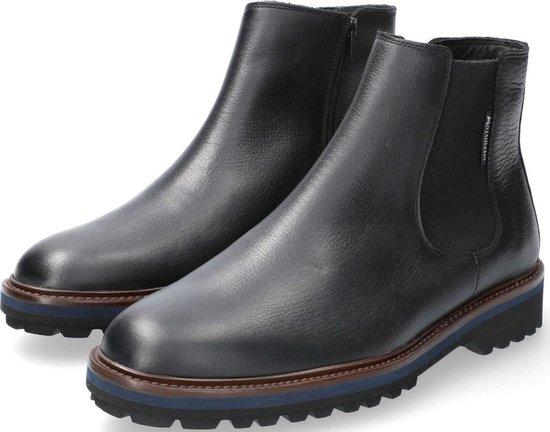 Mephisto BENSON heren chelsea boot - zwart - maat 40.5