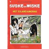 Suske en Wiske Het Eiland Amoras