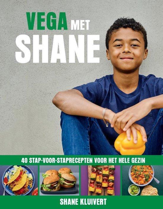 Boek cover Vega met Shane van Shane Kluivert (Hardcover)
