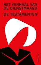 Omslag Pakket Verhaal van de dienstmaagd & Testamenten