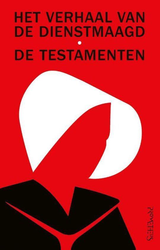 Boek cover Pakket Verhaal van de dienstmaagd & Testamenten van Margaret Atwood (Paperback)