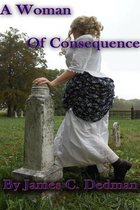 Omslag A Woman of Consequence