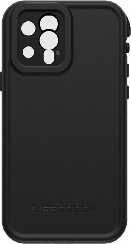 LifeProof Frē Apple iPhone 12 Pro Hoesje Waterdicht Zwart