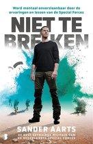 Boek cover Niet te breken van Sander Aarts (Paperback)