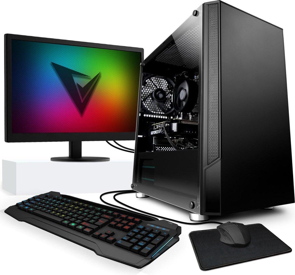 Vibox Gaming Desktop 9-2 – Game PC