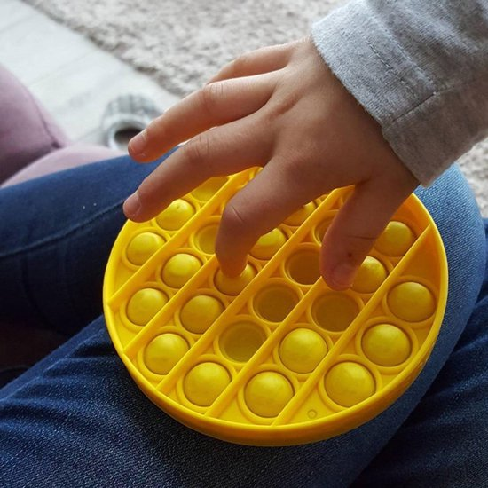 Pop it fidget toy Paars