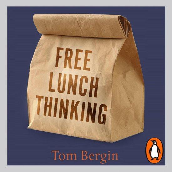 Boek cover Free Lunch Thinking van Tom Bergin (Onbekend)