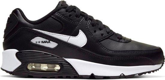 Nike Unisex Sneakers - Zwart/Wit - Maat 40
