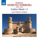Moreno-Torroba:Guitar Music.V1
